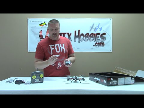 Heil-Max 230Si Quadcopter Box Opening - Review