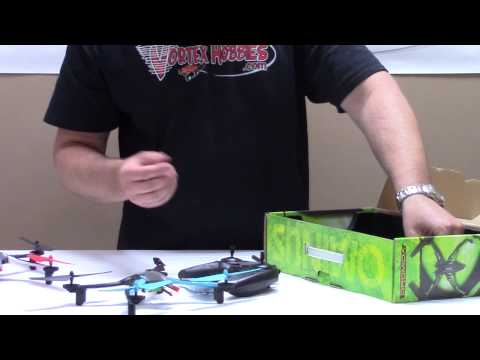 Dromida Ominus Quadcopter Review & Test Flight
