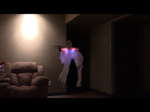 Dromida Ominus Quadcopter Transformed Into a Ghost