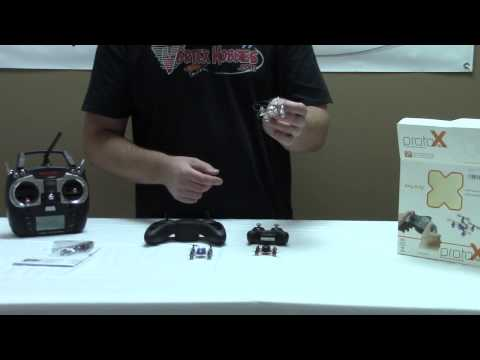 Estes Proto X SLT Micro Quadcopter Closer Look & Flight