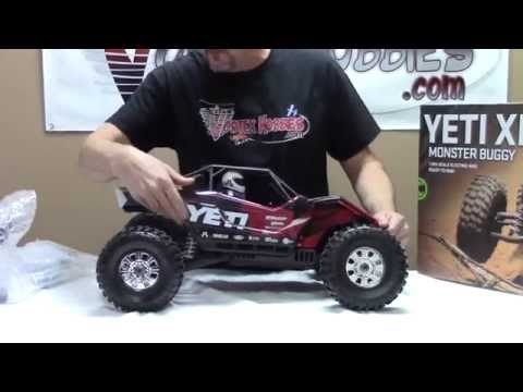 Axial Yeti XL Review & Running Video