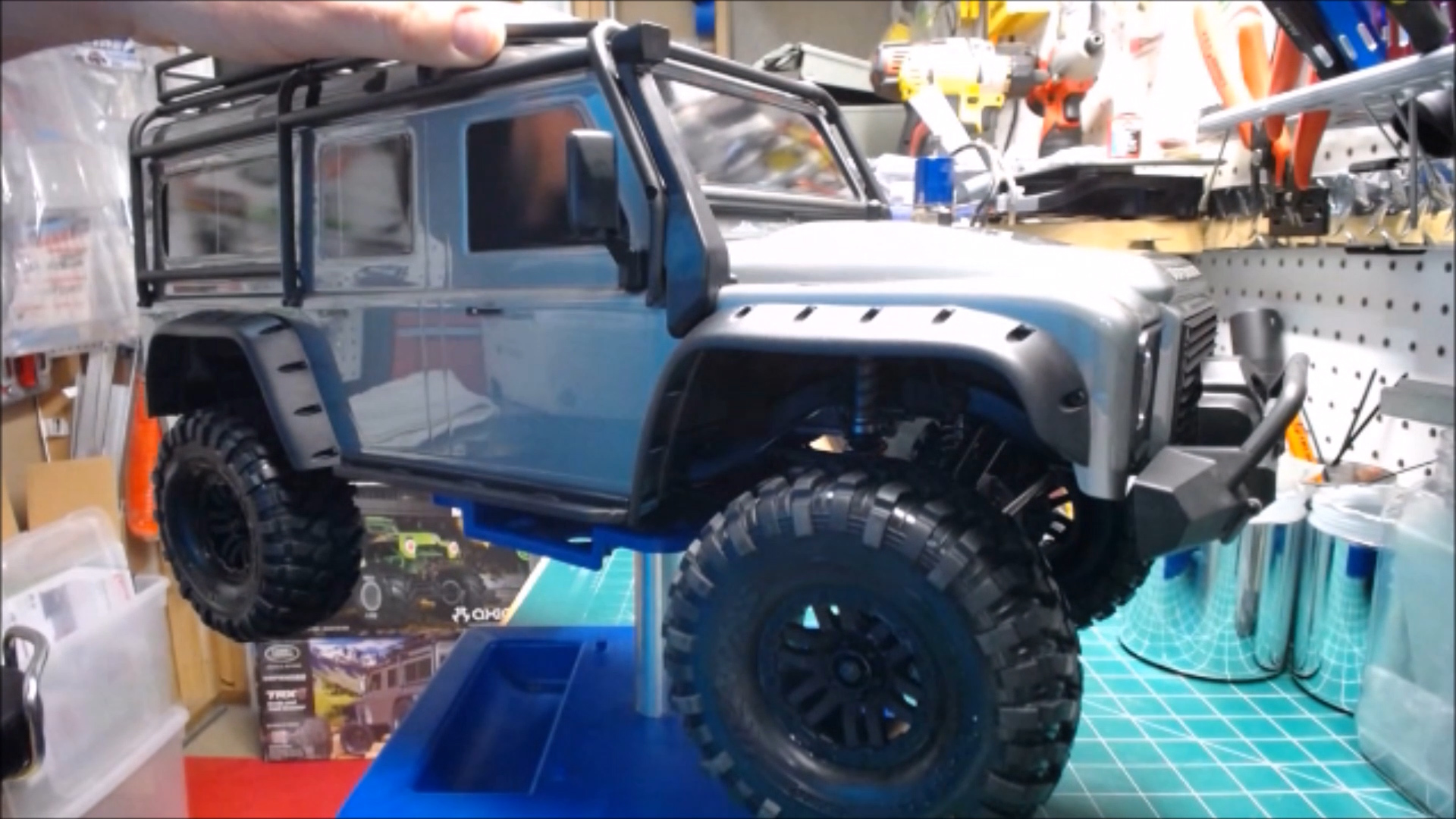 Check out the Traxxas TRX-4